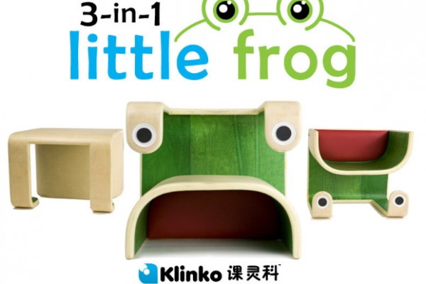 3-in-1 Little Frog – Designer