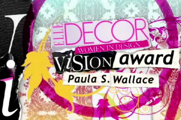 Elle Decor Vision Award – Video Editor