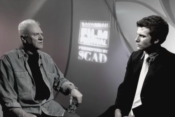 SCAD Malcom McDowell Interview – Editor